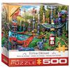Eurographics Eurographics Totem Dreams Large Pieces Family Puzzle 500pcs