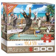 Eurographics Eurographics Yoga Spa XL Family Puzzle 300pcs