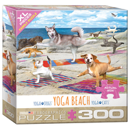 Eurographics Eurographics Yoga Beach XL Family Puzzle 300pcs