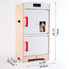 Hape Hape White Fridge-Freezer
