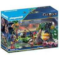 Playmobil Playmobil Pirate Treasure Hideaway
