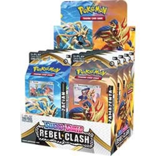 Pokemon Pokemon Sword & Shield #2 Rebel Clash Theme Deck