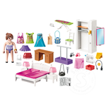 Playmobil Playmobil Bedroom with Sewing Corner