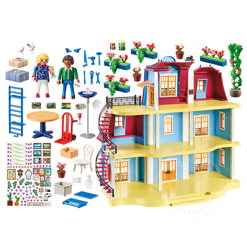 Playmobil Playmobil Large Dollhouse