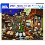 White Mountain Puzzles White Mountain Rare Book Store Puzzle 1000pcs