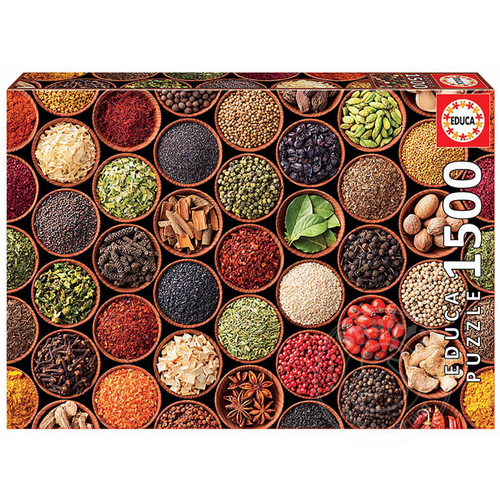 Educa Educa Herbs and Spices Puzzle 1500pcs