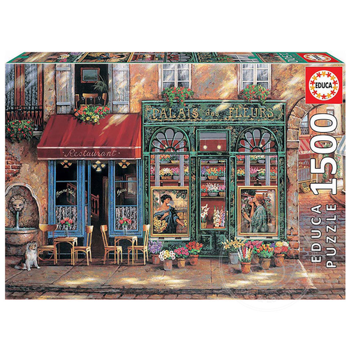 Educa Educa Flower Palace Puzzle 1500pcs