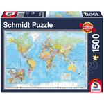 Schmidt Schmidt The World Puzzle 1500pcs