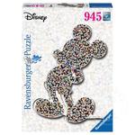 Ravensburger Ravensburger Disney Shaped Mickey Puzzle 945pcs