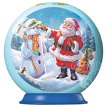 Ravensburger Ravensburger 3D Christmas Ornament Balls Puzzle 54pcs