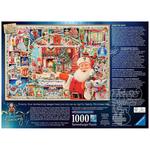 Ravensburger Ravensburger Christmas is Coming! Puzzle 1000pcs