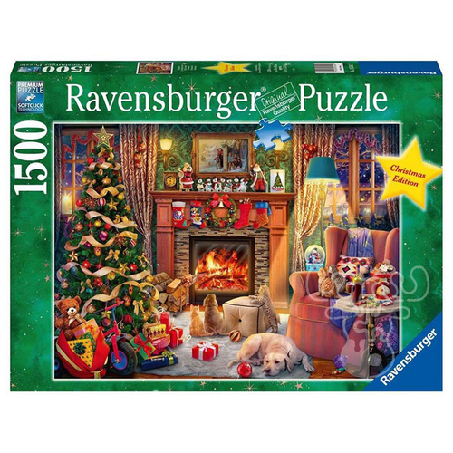 Ravensburger Ravensburger Christmas Eve Puzzle 1500pcs