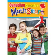 PGC Canadian Curriculum Math Smart Grade 1