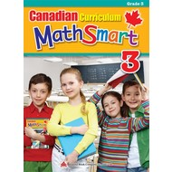PGC Canadian Curriculum Math Smart Grade 3