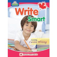 PGC Write Smart Learning Cursive Writing