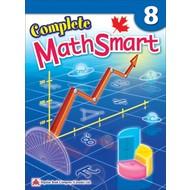 PGC Complete Math Smart Grade 8