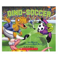Scholastic Dino-Soccer (French)