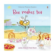 Usborne Books Bee Makes Tea (Phonics Readers)