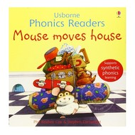 Usborne Books Mouse Moves House (Phonics Readers)