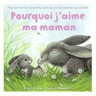 Harper Collins Pourquoi J'aime ma Maman Board Book