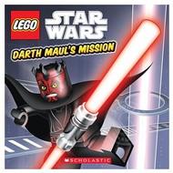 Scholastic Lego Star Wars Darth Maul's Mission