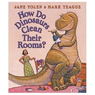 Scholastic How Do Dinosaurs Clean their Rooms?