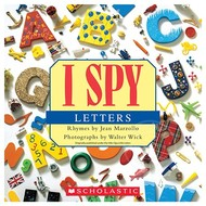 Scholastic I Spy Letters