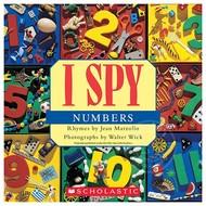 Scholastic I Spy Numbers