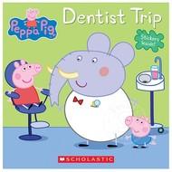 Scholastic Peppa Pig Dentist Trip