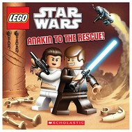 Scholastic Lego Star Wars Anakin to the Rescue