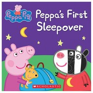 Scholastic Peppa Pig Peppa's First Sleepover