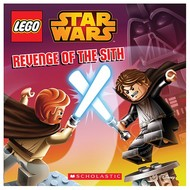 Scholastic Lego Star Wars Revenge of the Sith