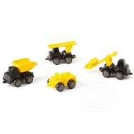 "Viking Toys Viking Toys Construction Vehicles 4"" Assortment _"