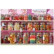 Cobble Hill Puzzles Cobble Hill Candy Store Puzzle 2000pcs