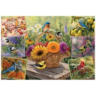 Cobble Hill Puzzles Cobble Hill Rosemary's Birds Puzzle 2000pcs