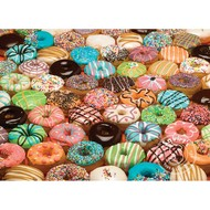 Cobble Hill Puzzles Cobble Hill Doughnuts Puzzle 1000pcs