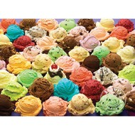 Cobble Hill Puzzles Cobble Hill Ice Cream Puzzle 1000pcs
