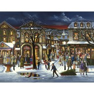 Cobble Hill Puzzles Cobble Hill Tis the Season Puzzle 500pcs