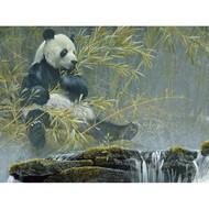 Cobble Hill Puzzles Cobble Hill Giant Panda Puzzle 500pcs