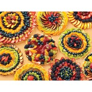 Cobble Hill Puzzles Cobble Hill Peachy Keen Easy Handling Puzzle 275pcs