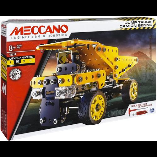 Meccano Meccano Dump Truck