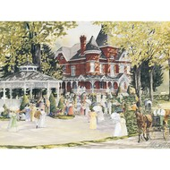Cobble Hill Puzzles Cobble Hill Summer Fantasy Easy Handling Puzzle 275pcs RETIRED