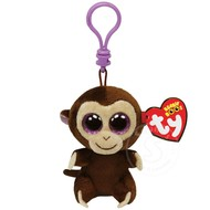 TY TY Beanie Boos Coconut Clip RETIRED