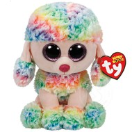 TY TY Beanie Boos Rainbow Med