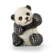 Schleich Schleich Panda Cub, playing