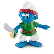 Schleich Schleich Pirate Smurf RETIRED