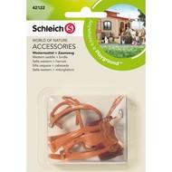 Schleich Schleich Western Saddle & Bridle