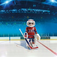 Playmobil Playmobil NHL Canadiens Goalie