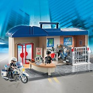 Playmobil Playmobil Take Along Police Station RETIRED