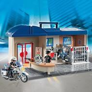 Playmobil Playmobil Take Along Police Station RETIRED